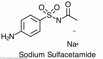 sodium sulfacetamide_