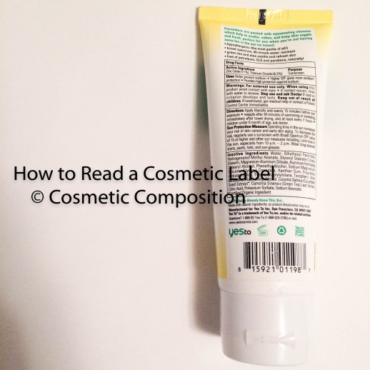 how to read a cosmetic label copy