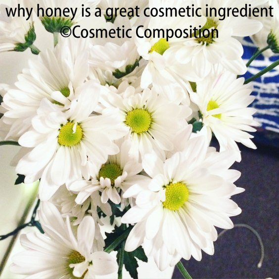 why honey is a great cosmetic ingredient