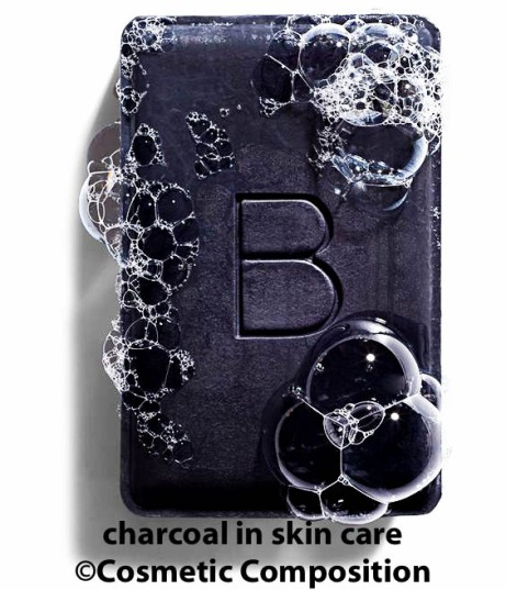 charcoal in skin care - Cosmetic Composition