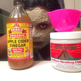 mindy kaling face mask