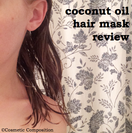 coconut oil hair mask review - Cosmetic Composition.png