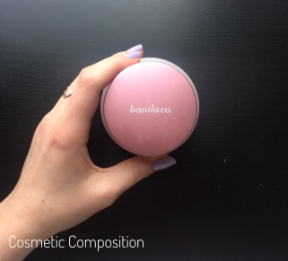 Banilla.co melting cleanser review - Cosmetic Composition