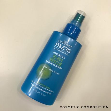 Garnier Moisture Spray - Cosmetic Composition