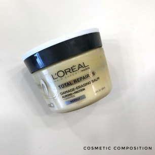 L'Oreal Total Repair Hair Mask - Cosmetic Composition