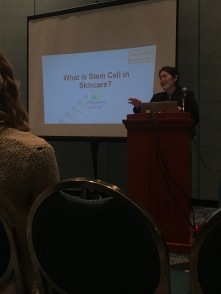 Stem Cell Talk - Cosmetic Composiiton