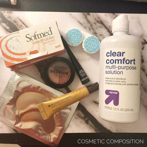 Contact Tips for the Beauty Geek - Cosmetic Composition