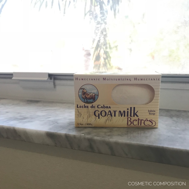 Goat Milk Soap Review