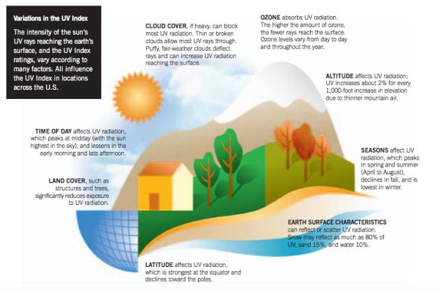 UV Index Guide - EPA