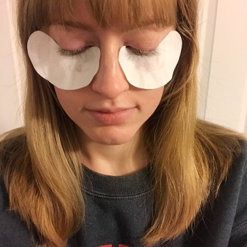 Murad eye patches - Cosmetic Composition