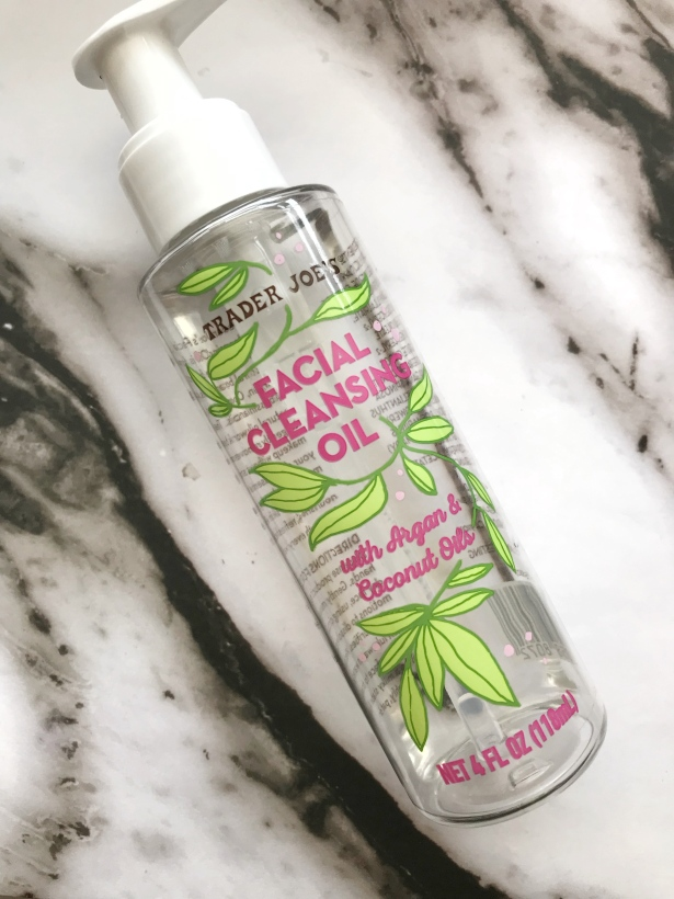 Trader Joe's oil cleanser review - Cosmetic Composiiton.jpg