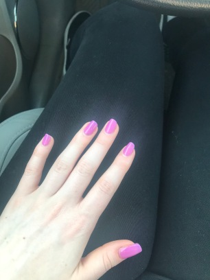 Color Changing Polish - Cosmetic Composition
